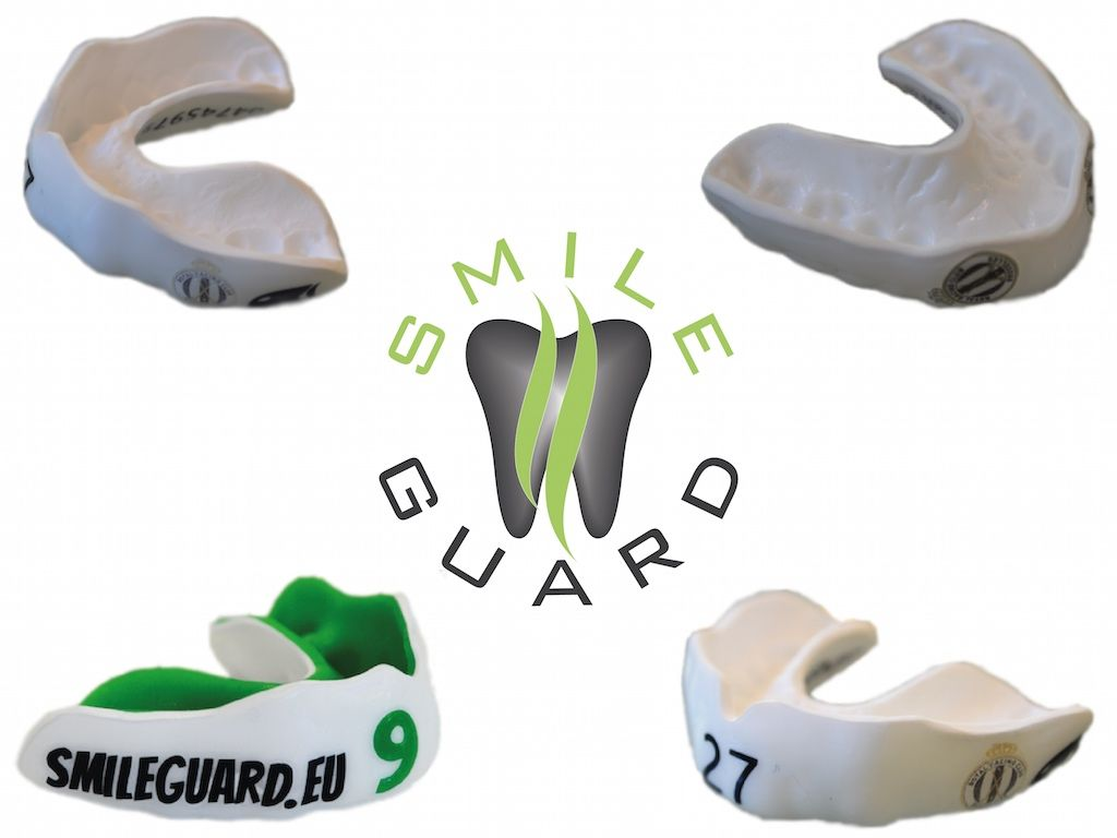 SmileGuard, the new mouthguard